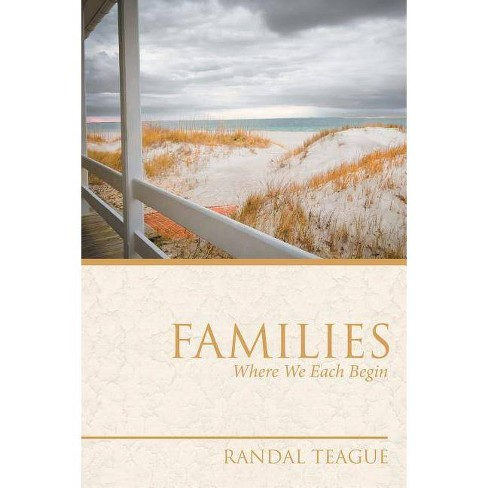 Families - by  Randal Teague (Paperback) - image 1 of 1