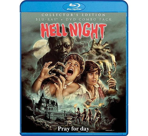 Hell Night (Bd/Dvd Combo) (Blu-ray) - image 1 of 1