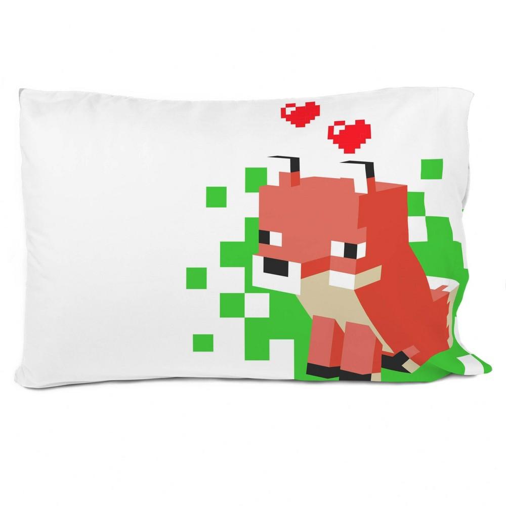 Minecraft Beautiful Day Pillowcase