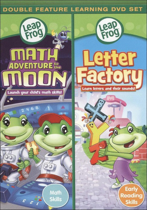 Leapfrog:Math adventure to the moon/L (DVD) - image 1 of 1