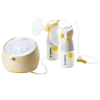 Medela Sonata Smart Double Electric Breast Pump with Tote Bag