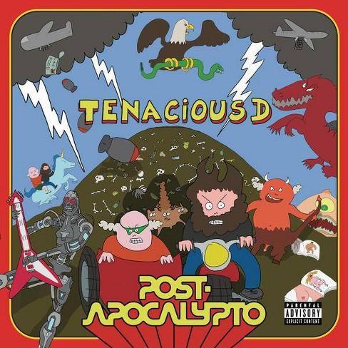 Tenacious D - Post-Apocalypto (EXPLICIT LYRICS) (CD) - image 1 of 1