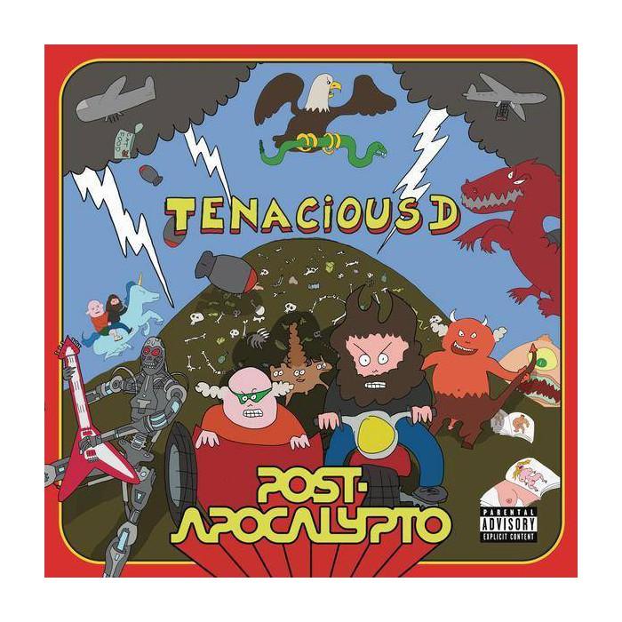 Tenacious D - Post‐apocalypto (CD) - image 1 of 1
