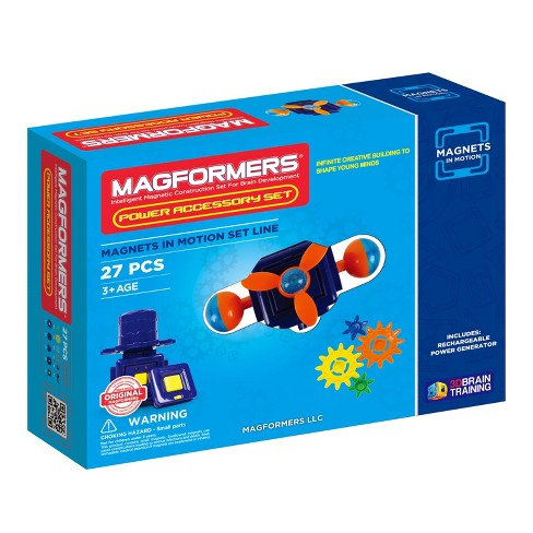 Magformers Magnets in Motion Power Accessory Set - 27Pc - image 1 of 4