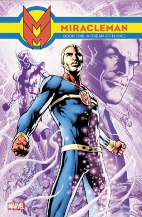 Miracleman 1 : A Dream of Flying (Hardcover) (Mick Anglo) - image 1 of 1