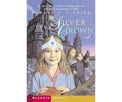 Silver Crown (Paperback) (Robert C. O'Brien) - image 1 of 1