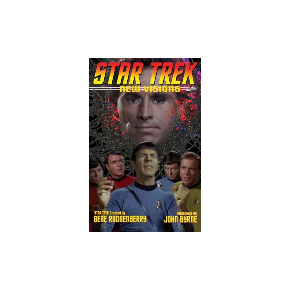 Star Trek New Visions 4 (Paperback) (John Byrne)