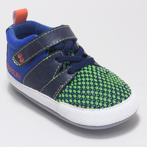 Baby Boys' Surprize by Stride Rite® Jake Sneaker Mini Shoes - Navy - image 1 of 4