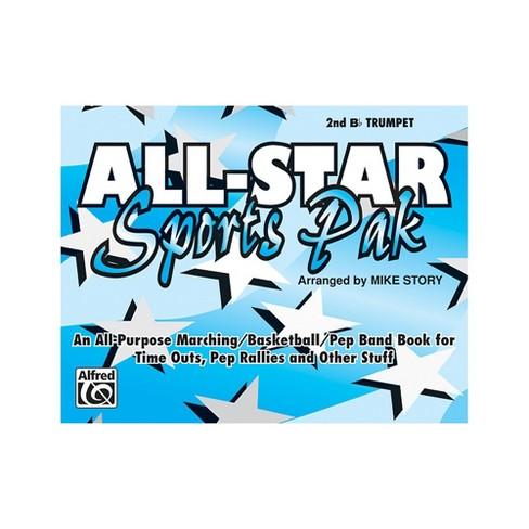 Alfred All-Star Sports Pak 2nd B-Flat Trumpet - image 1 of 1