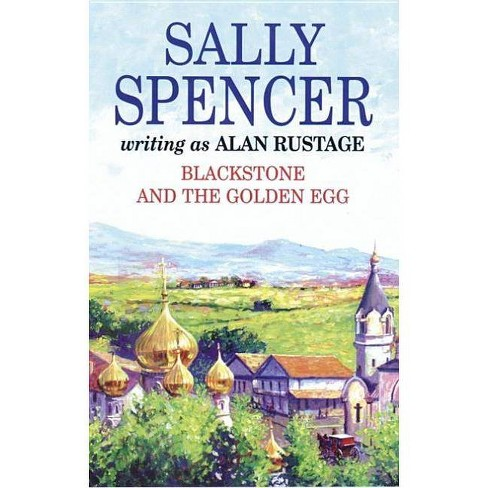 Blackstone and the Golden Egg - (Severn House Large Print) by  Sally Spencer (Hardcover) - image 1 of 1
