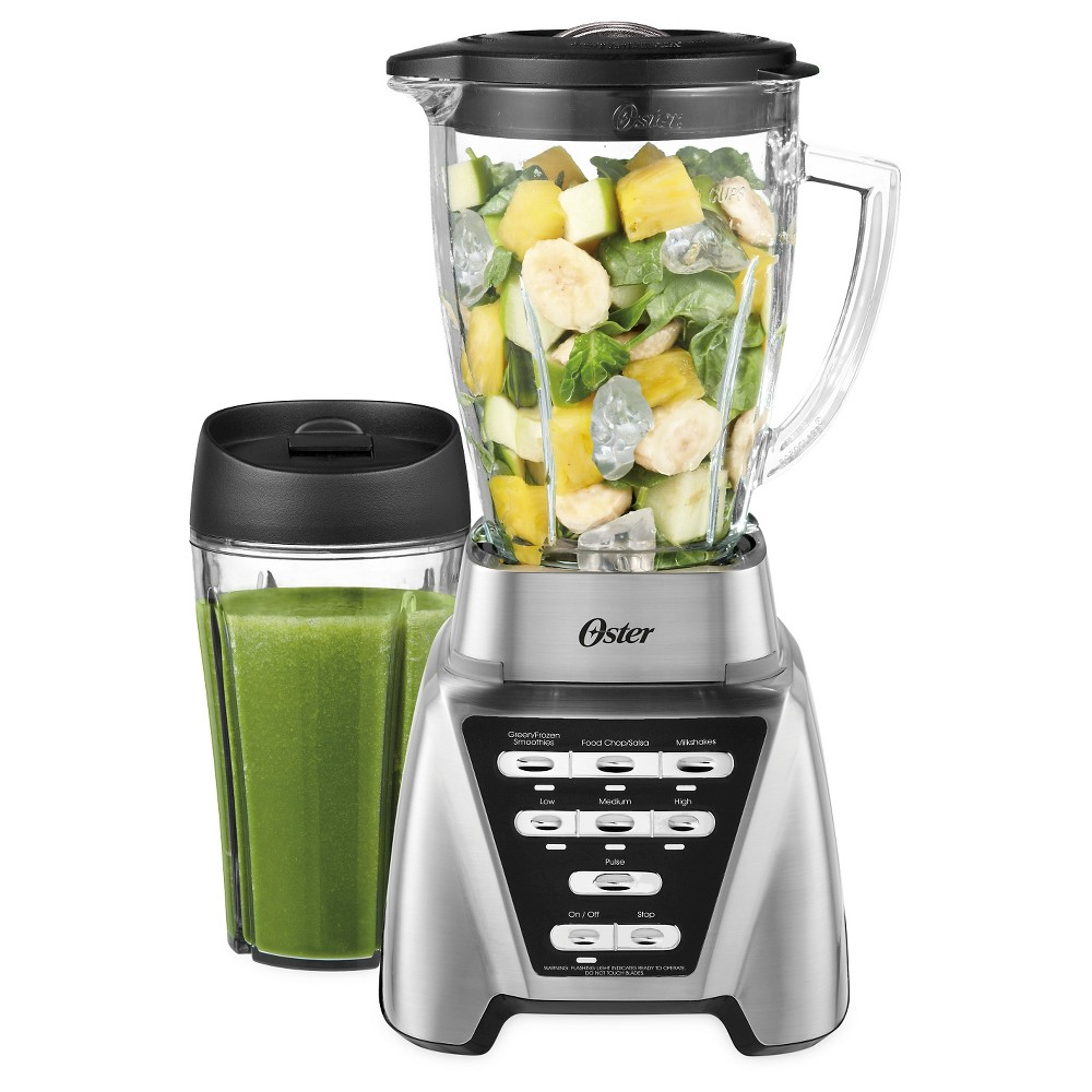 Oster Pro 1200 Blender – Brushed Nickel Blstmb-Cbg, Silver 49114189