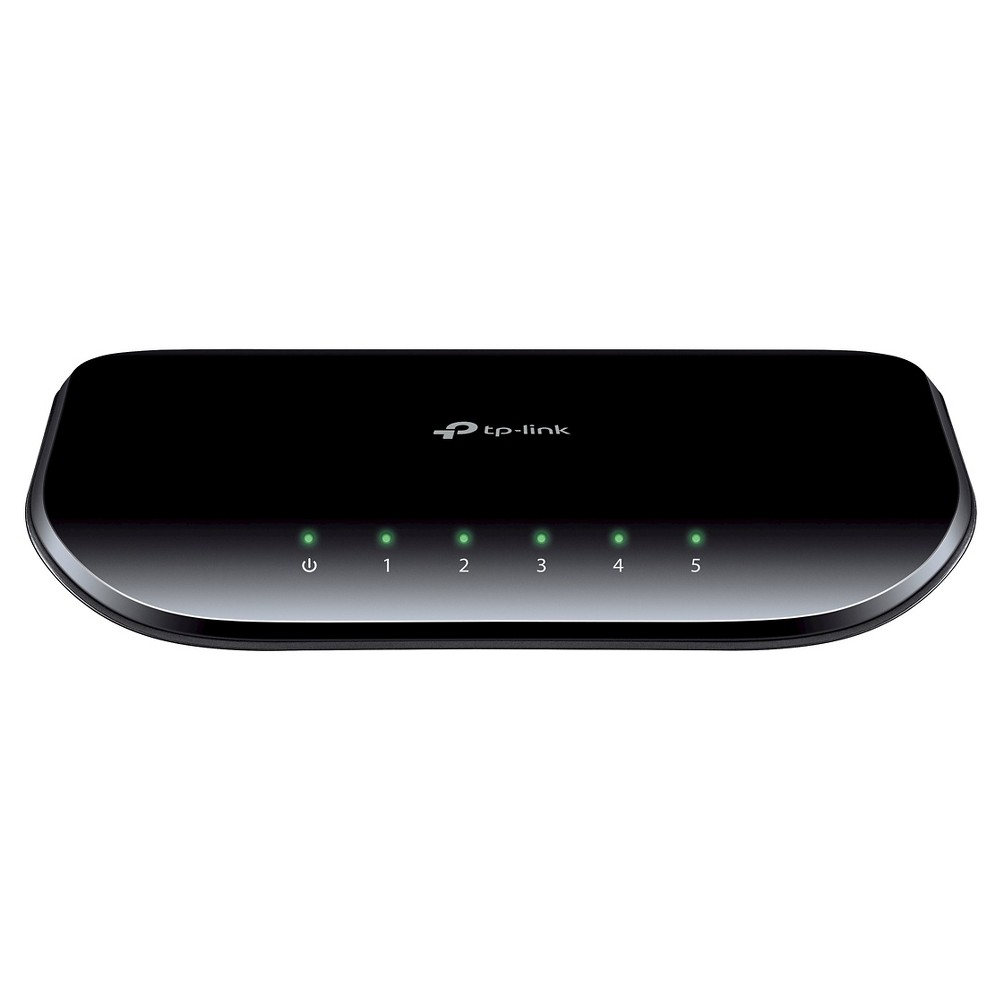 TP-Link Network Switch - Black (TL-SG1005D)