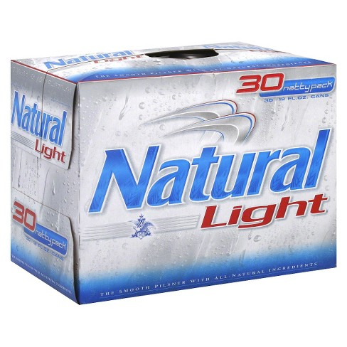 Natural Light® Beer - 30pk / 12oz Cans - image 1 of 1