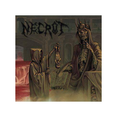 Necrot - Blood Offerings (CD) - image 1 of 1