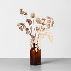 Faux Bleached Thistle & Sedum Arrangement - Hearth & Hand™ with Magnolia