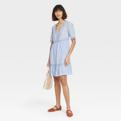 Women's Short Sleeve Dress - Knox Rose™