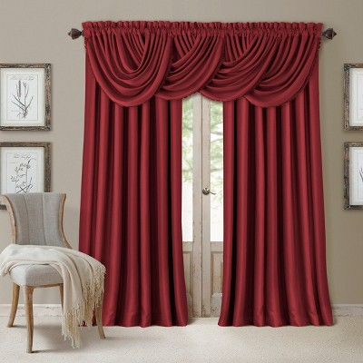 All Seasons Blackout Window Curtain Panel - Elrene Home Fashions