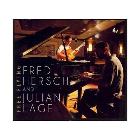 Julian Lage - Free Flying (CD) - image 1 of 1