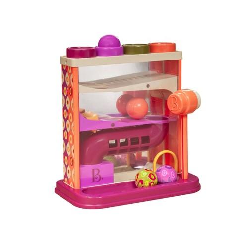 B. toys Whacky Ball - Fuchsia - image 1 of 3