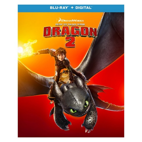 How to Train Your Dragon 2 (Blu-Ray + Digital) - image 1 of 1