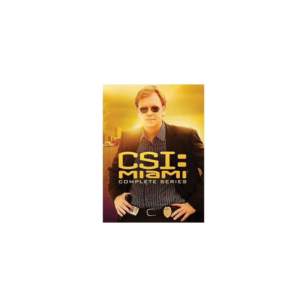 Csi:Miami The Complete Series (Dvd)