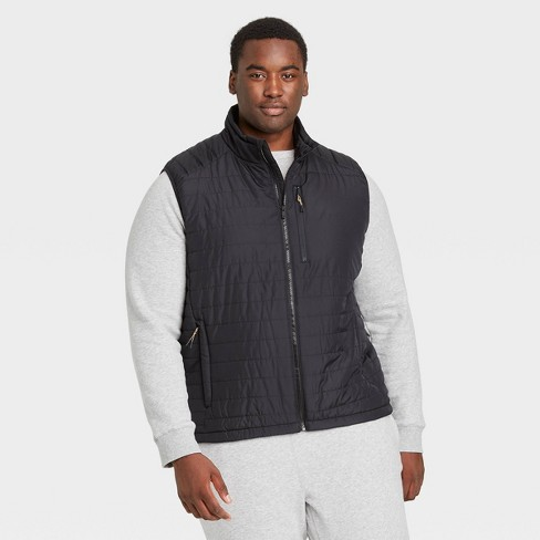 Men's Big & Tall Puffer Vest - All in Motion™ - image 1 of 2