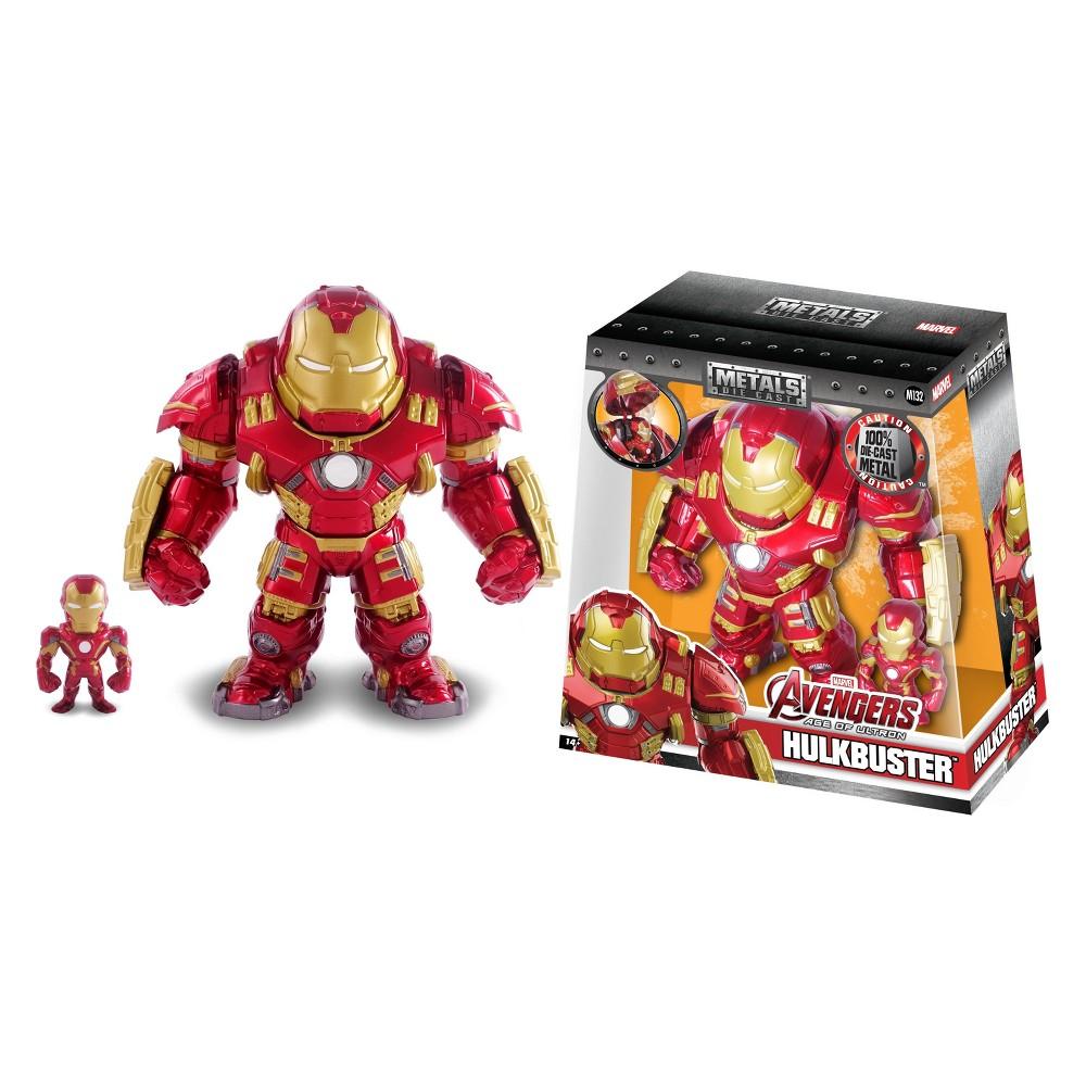 Metals Marvel 6 Figure - Hulkbuster