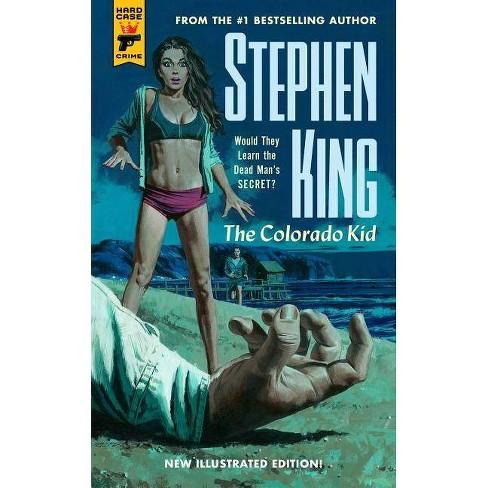 Colorado Kid -  (Hard Case Crime) by Stephen King (Paperback) - image 1 of 1