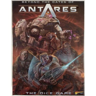 Beyond the Gates of Antares - The Dice Game Board Game