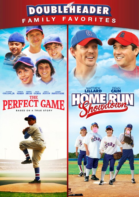 Doubleheader:2 family favorites (DVD) - image 1 of 1