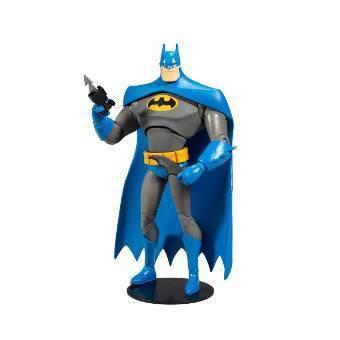 DC Multiverse Animated Batman in Blue Paint
