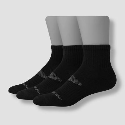 Men's Hanes Premium Performance Power Cool Ankle Socks 3pk