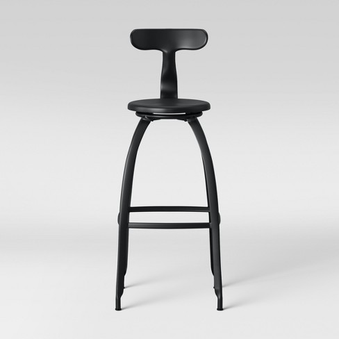 Remarkable Seidler Architect Industrial Barstool Black Project 62 Ncnpc Chair Design For Home Ncnpcorg