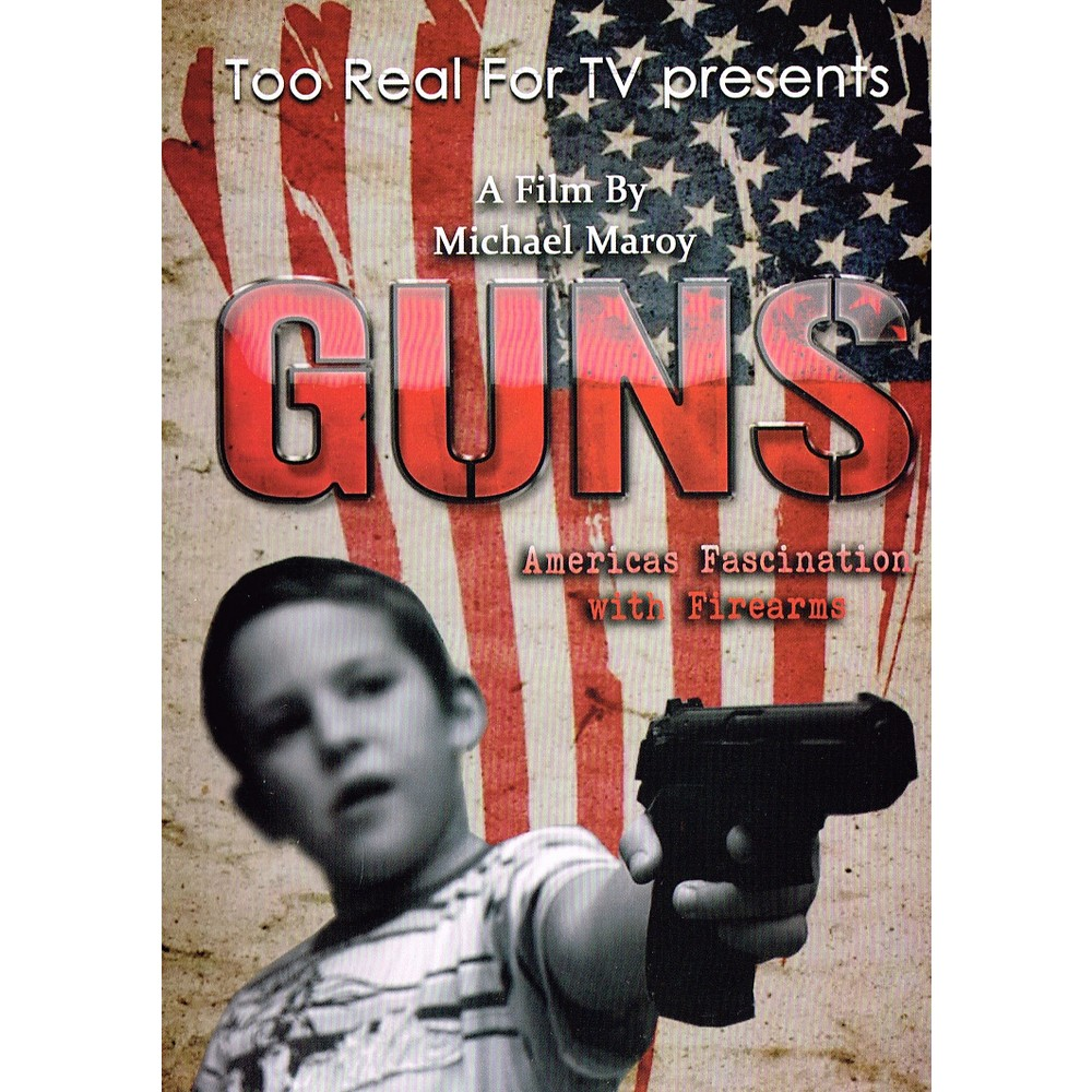 Guns:America's Fascination With Firea (Dvd)