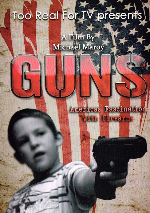 Guns:America's fascination with firea (DVD) - image 1 of 1