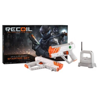 Recoil Multi-Player Starter Set with Wi-Fi Game Hub and Blaster