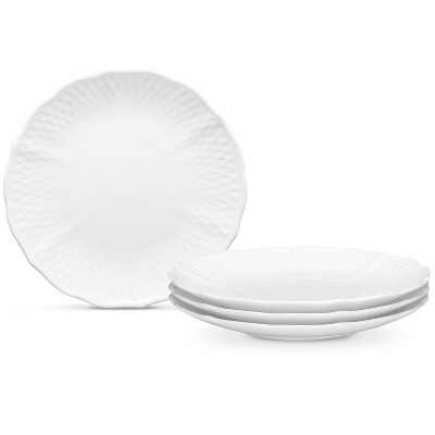 Noritake Cher Blanc Bread & Butter Plate, Set of 4, Round,  6 1/2""