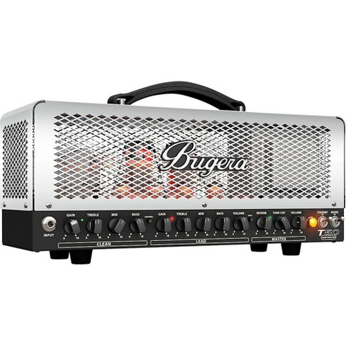 Bugera T50 Infinium 50W Tube Guitar Amplifier Head - image 1 of 4