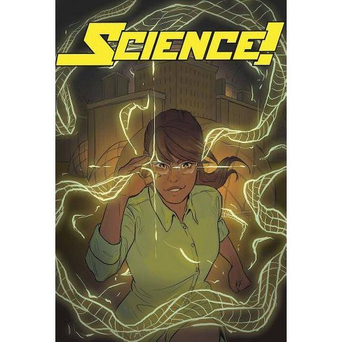 Science! the Elements of Dark Energy - by  Ashley Victoria Robinson & Jason Inman (Paperback) - image 1 of 1