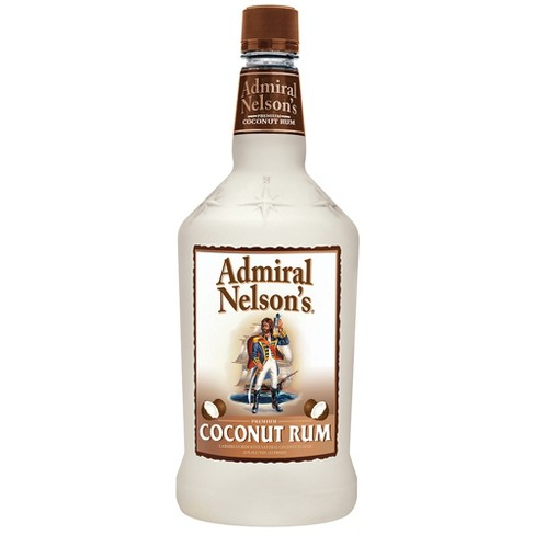 Admiral Nelson's Coconut Rum - 1.75L Bottle - image 1 of 1