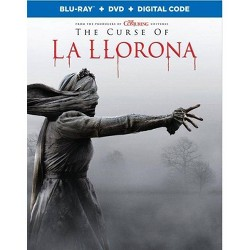 The Curse of La Llorona (Blu-Ray + DVD + Digital)