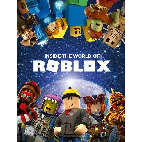 Inside the World of Roblox - (Hardcover) - image 1 of 1