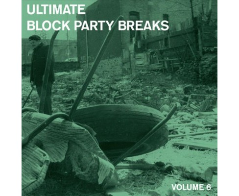 Various - Ultimate Block Party Breaks 6 (Vinyl) - image 1 of 1