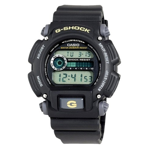 7a034c78c8f4e Men s Casio G-Shock Watch - Black (DW9052-1BCG)   Target