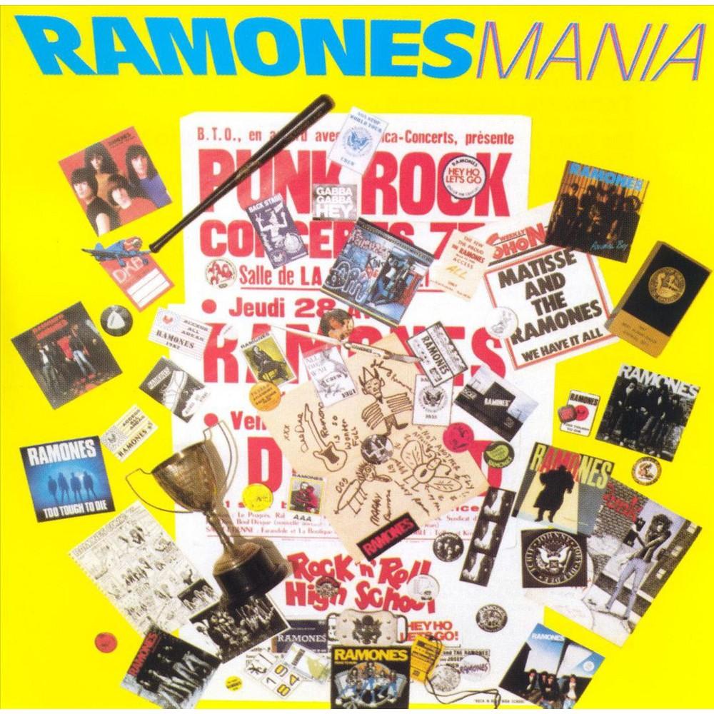 Ramones - Ramones mania (Vinyl)