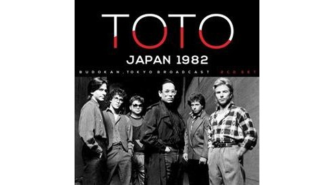 Toto - Japan 1982 (CD) - image 1 of 1