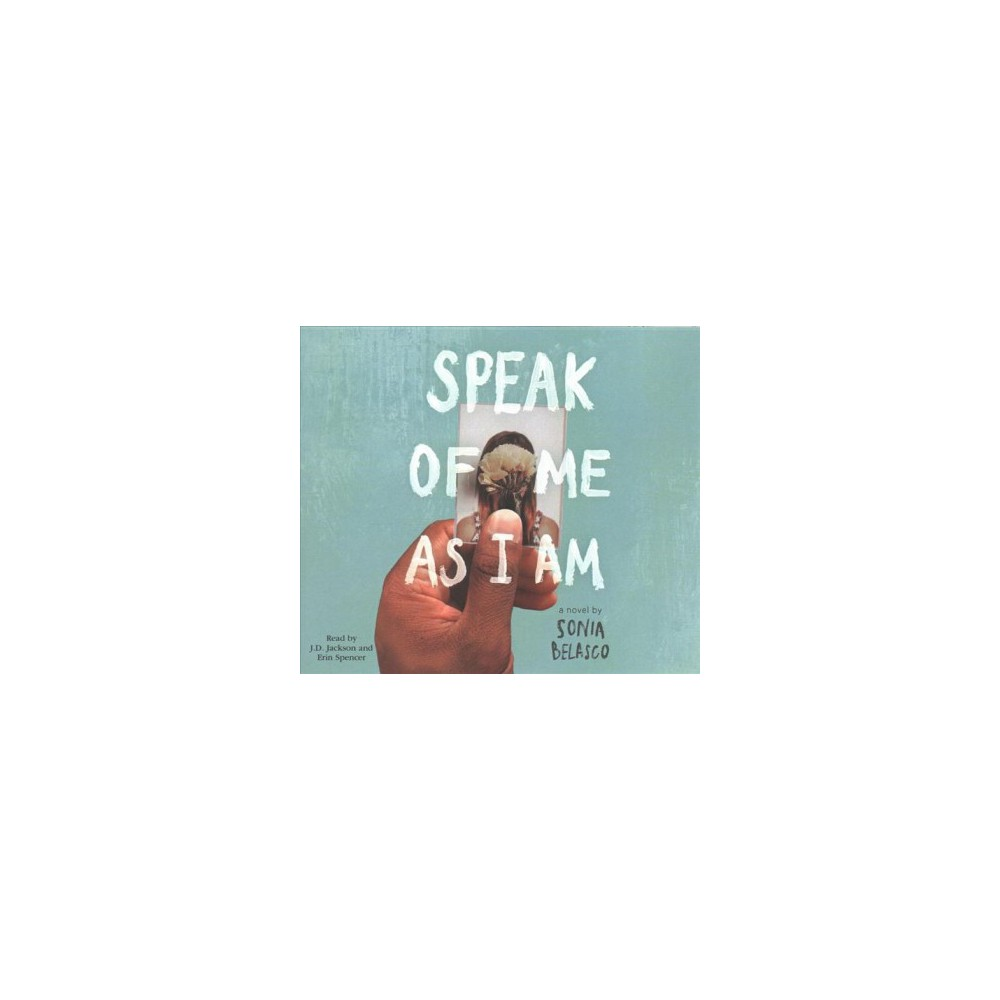Speak of Me As I Am - by Sonia Belasco (MP3-CD)