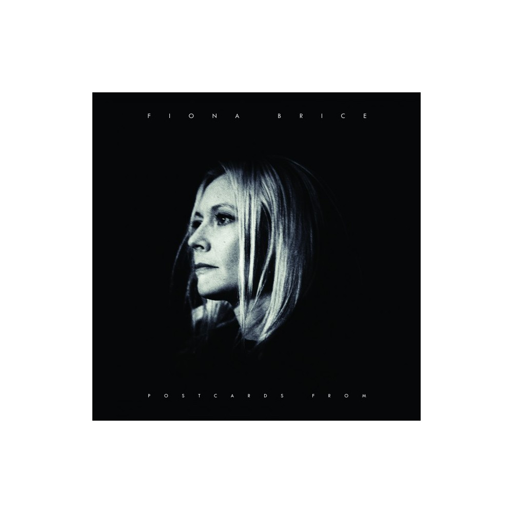 Fiona Brice - Postcards From (CD)
