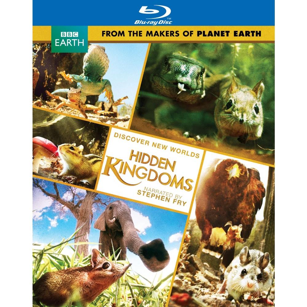 Hidden Kingdoms [Blu-ray]