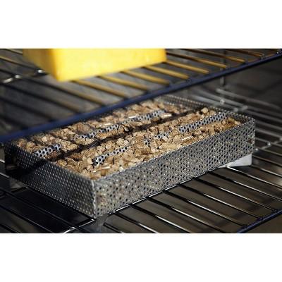 A-MAZE-N 2 lb. Premium Wood BBQ Pellets Amazen AMNP2-SPL-0007 - Mesquite